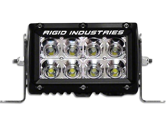 Rigid Industries 4 in. E Series LED Light Bar - Flood Beam