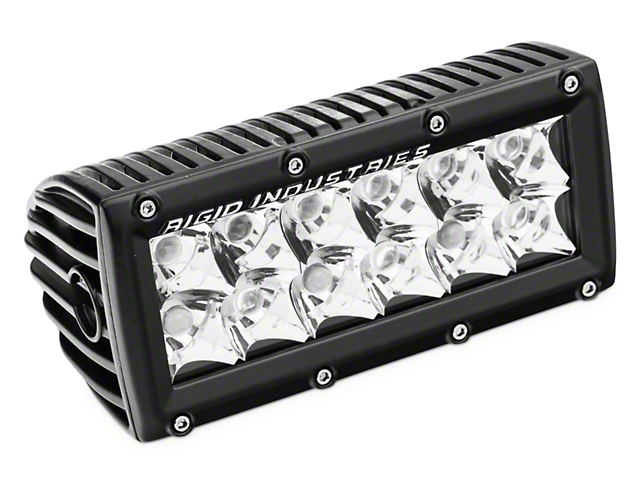 Rigid Industries 6 in. E Series LED Light Bar - Spot Beam