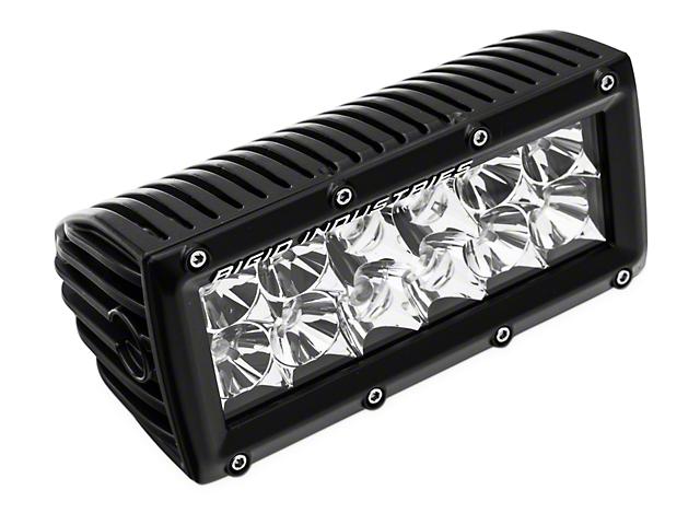 Rigid Industries 6 Inch E Series LED Light Bar; Flood/Spot Combo