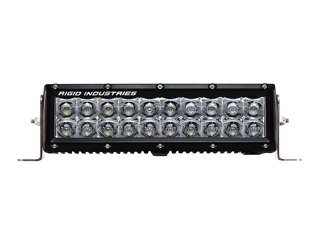 Rigid Industries 10 in. E Series LED Light Bar - Spot Beam