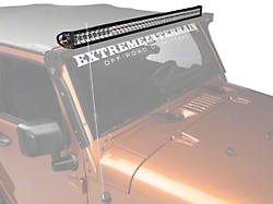 2007 2018 jk jeep wrangler light bars extremeterrain free shipping rigid industries 40 in e series led light bar floodspot combo 123499 aloadofball Choice Image
