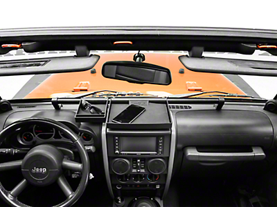 Rugged Ridge 4 Piece Interior Storage Kit (07-10 Wrangler JK)