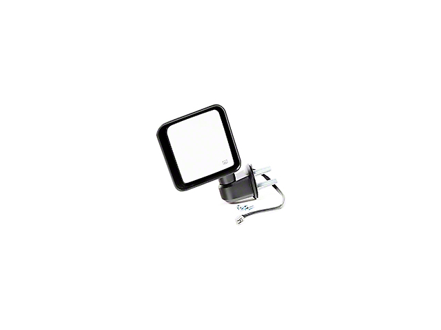 Omix-ADA Left Side Replacement Mirror - Power/Heated (2014 Jeep Wrangler JK)