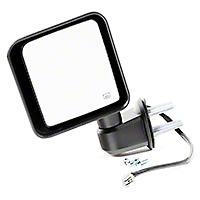 Omix-ADA Left Side Replacement Mirror - Power/Heated (2014 Wrangler JK)