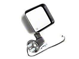 Omix-ADA Right Side Replacement Mirror - Power/Heated (2014 Wrangler JK)