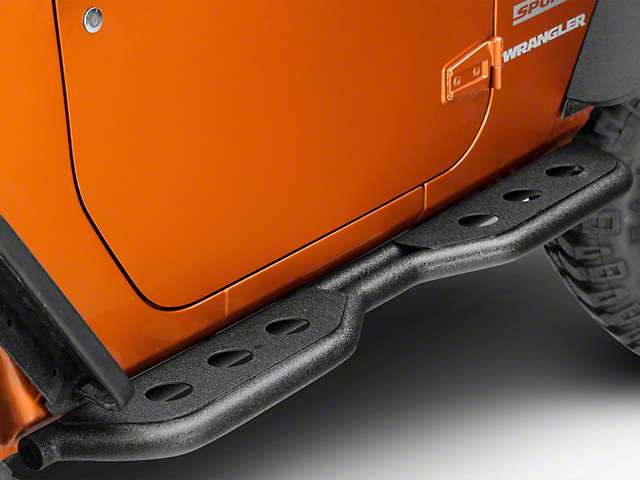 Barricade Extreme HD Rocker Steps (07-18 Jeep Wrangler JK 2 Door)