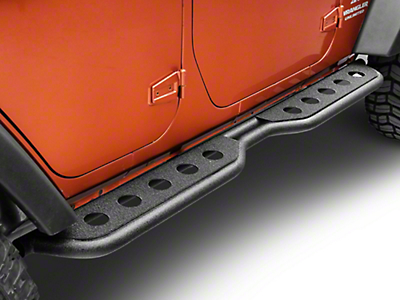 Barricade Extreme HD Rocker Steps (07-17 Wrangler JK 4 Door)