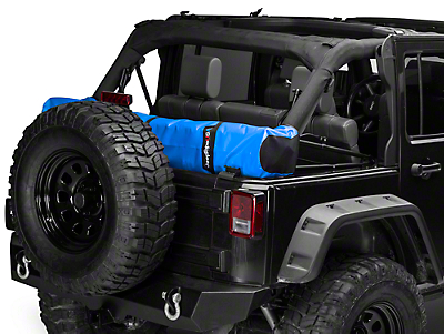 Soft Top Boot - Blue (07-18 Jeep Wrangler JK 4 Door)