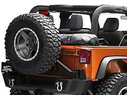 Soft Top Boot - Black (07-18 Jeep Wrangler JK 2 Door)