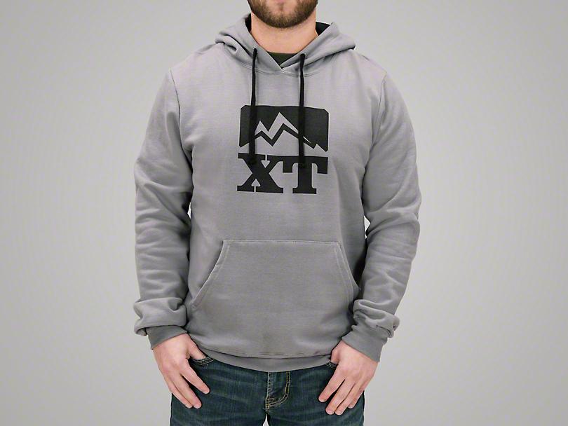 XT Gray Hoodie