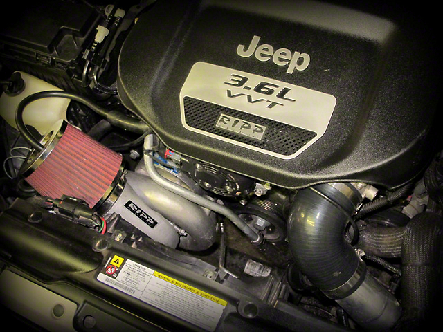 RIPP Supercharger Kit Intercooled (15-17 Wrangler JK)