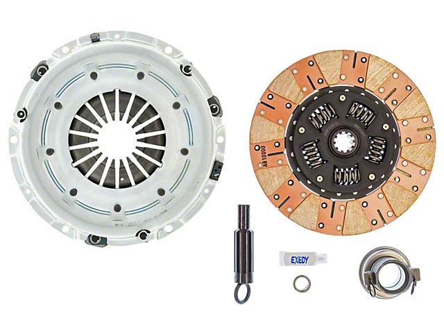 Exedy Off-Road Stage 2 Clutch Kit (97-06 4.0L Wrangler TJ)