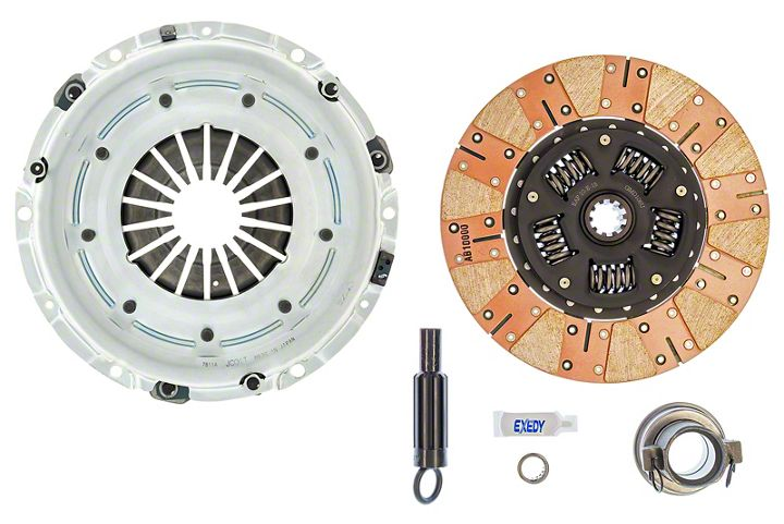 How to Install an Exedy Stage 2 Clutch Kit on your Jeep Wrangler