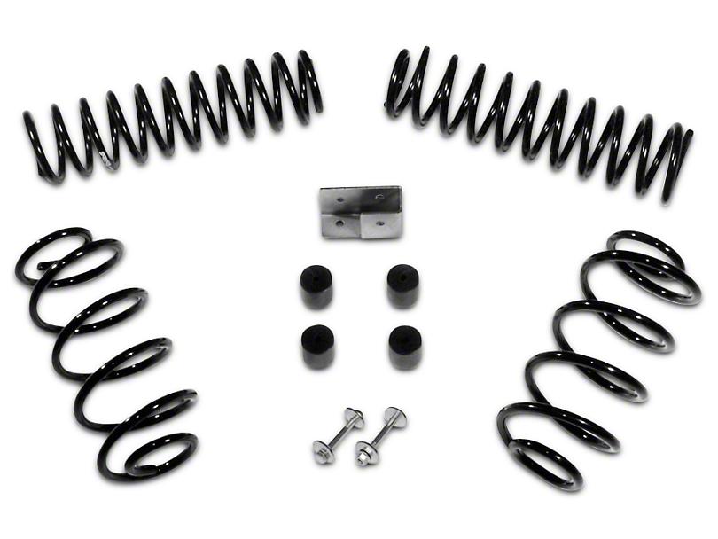 SkyJacker 2.50-Inch Lift Kit (97-06 Jeep Wrangler TJ)