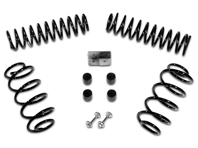 SkyJacker 2.50-Inch Lift Kit (97-06 Jeep Wrangler TJ)