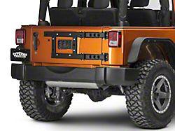 MORryde Tailgate Reinforcement Kit (07-18 Jeep Wrangler JK)