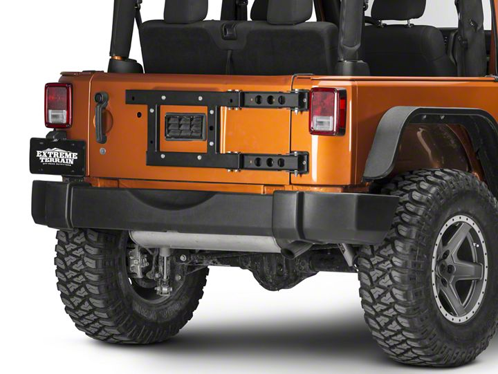 How To Install A Morryde Tailgate Reinforcement Kit On