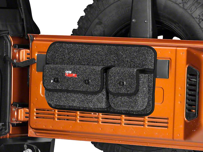 Covercraft Custom Pocket Pod (97-18 Jeep Wrangler TJ & JK)