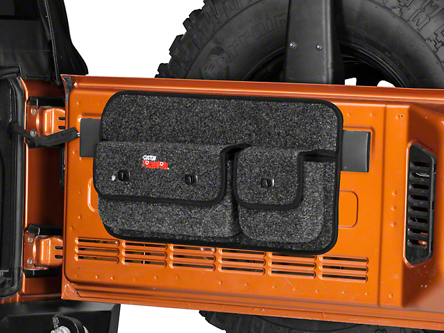 Covercraft Custom Pocket Pod (97-18 Wrangler TJ & JK)