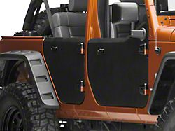 8037fce3ce8 Trac-Grabber Oversized Tire Traction Mounts - Set of Four (87-19 Jeep  Wrangler YJ, TJ, JK & JL). $114.00. Strike Force Zebra Half Doors (07-18 Jeep  Wrangler ...