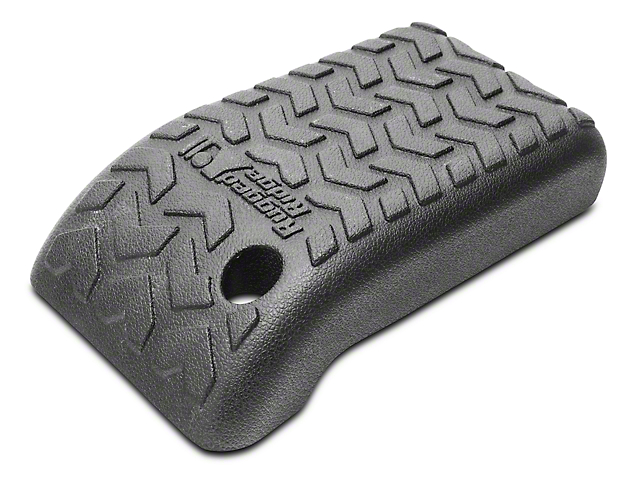 Rugged Ridge All Terrain Center Console Cover - Black (02-06 Jeep Wrangler TJ)
