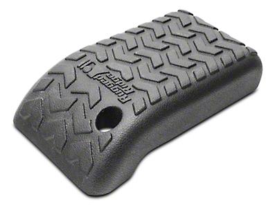 Rugged Ridge All Terrain Center Console Cover - Black (02-06 Wrangler TJ)