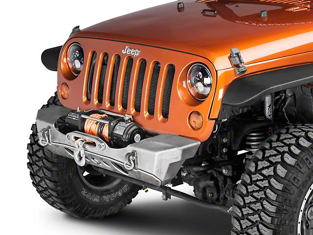 Artec Industries Front Bumper Rock Guard (07-18 Jeep Wrangler JK)