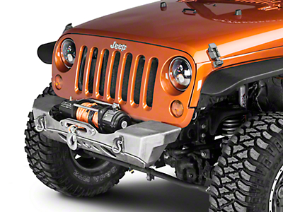 Artec Industries Front Bumper Rock Guard (07-18 Wrangler JK)