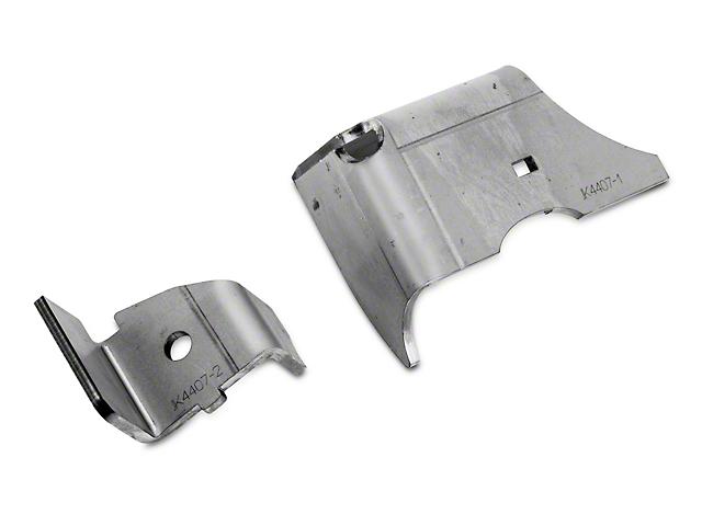 Artec Industries JK Heavy Duty Stock Tracbar Bracket (07-18 Jeep Wrangler JK)