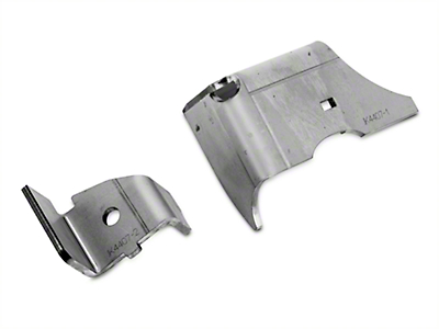 Artec Industries JK Heavy Duty Stock Tracbar Bracket (07-18 Jeep Wrangler JK)