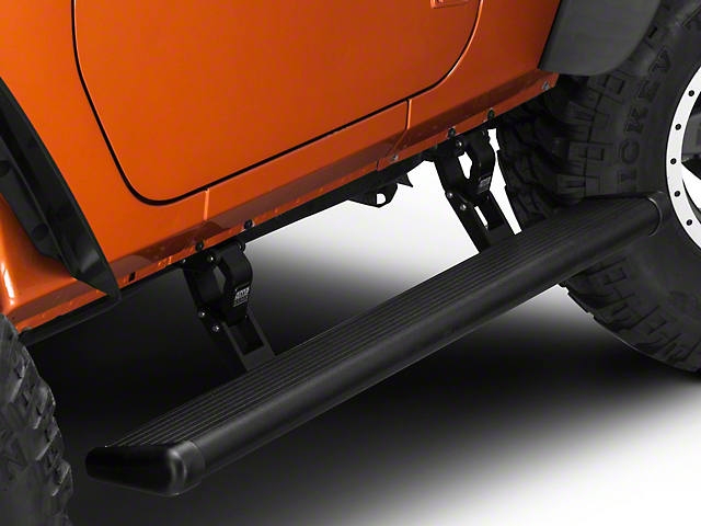 Amp Research Jeep Wrangler Powerstep Running Boards  18 Jeep Wrangler Jk 2 Door