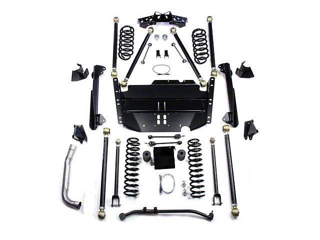 Teraflex 4 in. Pro LCG Suspension System w/o Shocks (97-06 Jeep Wrangler TJ)