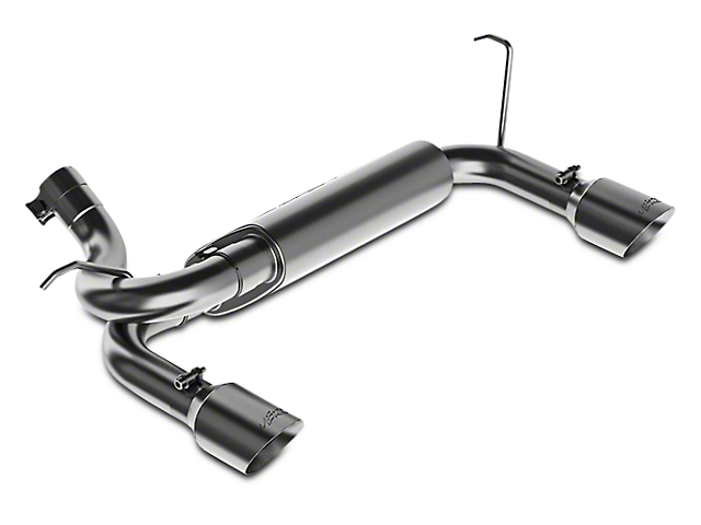 MBRP XP Series Axle-Back Exhaust (07-18 Wrangler JK)