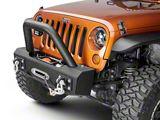 Off Camber Fabrications by MBRP Light Bar Bracket Assembly (97-14 Jeep Wrangler JK & TJ) (07-18 Jeep Wrangler JK)
