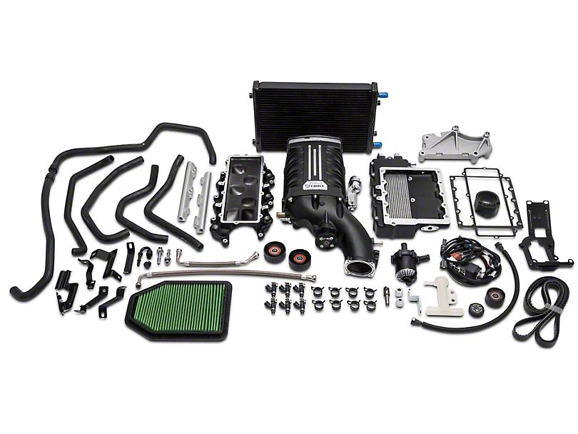Edelbrock E-Force Stage 1 Street Supercharger Kit w/o Tuner (12-14 Jeep Wrangler JK)