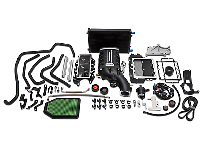 Edelbrock E-Force Stage 1 Street Supercharger Kit w/o Tuner (12-14 Jeep Wrangler JK)