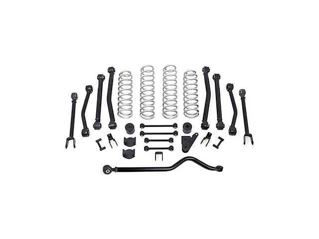 ReadyLIFT 2.50-Inch Terrain Flex 8-Arm Suspension Lift Kit (07-18 Jeep Wrangler JK)