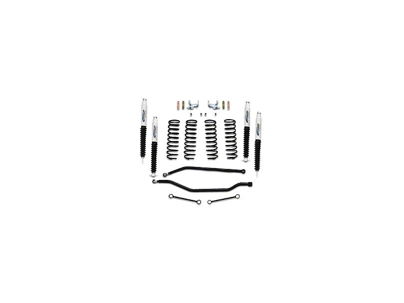 Pro Comp Suspension 3.5 in. Lift Kit w/ ES9000 Shocks (07-18 Jeep Wrangler JK 4 Door)