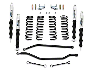 Pro Comp 3.5 in. Lift Kit w/ ES9000 Shocks (07-18 Jeep Wrangler JK 4 Door)