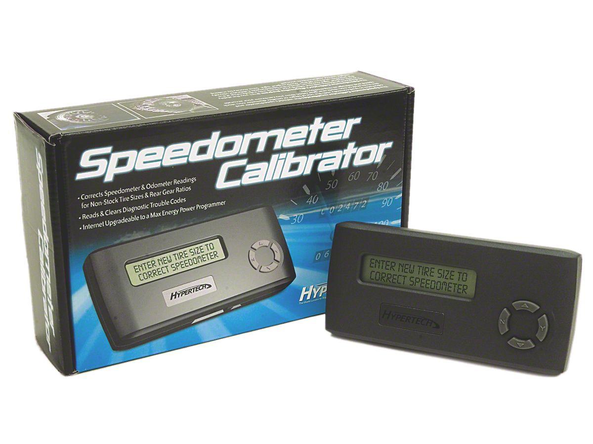 Hypertech Speedometer Calibrator (07-18 Jeep Wrangler JK)