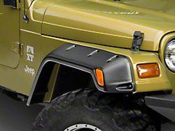 Rugged Ridge 6 in. All Terrain Fender Flares (97-06 Jeep Wrangler TJ)