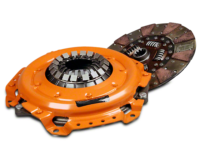 Centerforce Dual Friction Clutch (07-11 3.8L Jeep Wrangler JK)