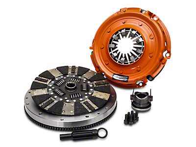 Centerforce Dual Friction Clutch Kit (12-18 3.6L Jeep Wrangler JK)