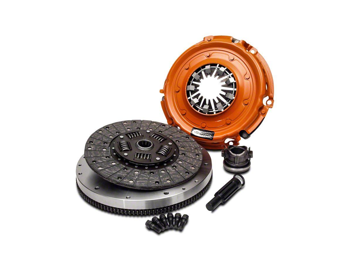 Centerforce ll Organic Clutch Kit w/ 8-Bolt Flywheel - 10 Spline (12-18  3 6L Jeep Wrangler JK)