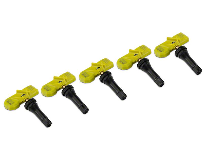 Oro-Tek TPMS Sensor Kit; 5 Wheels (13-20 Jeep Wrangler JK & JL)