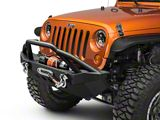 RedRock 4x4 Approach Front Bumper (07-18 Jeep Wrangler JK)