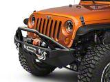 RedRock 4x4 Approach Front Bumper w/ LED Lights (07-18 Jeep Wrangler JK)