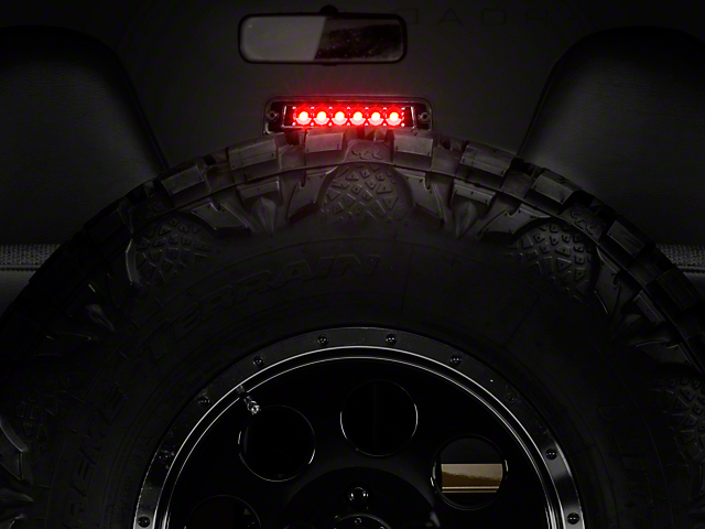 LED Third Brake Light; Bermuda (97-06 Jeep Wrangler TJ)