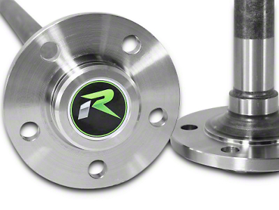 Revolution Gear & Axle 27 Spline Dana 35 Rear Axle (87-06 Wrangler YJ, TJ)