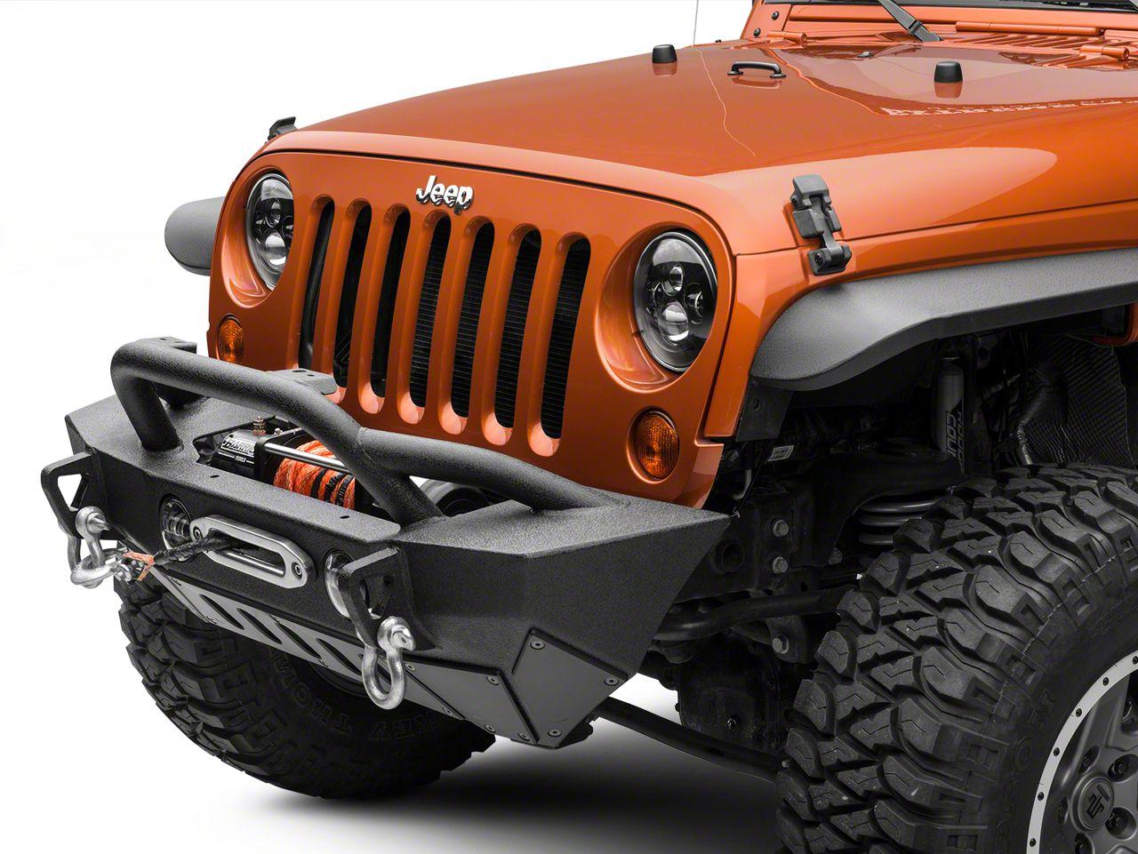 Smittybilt XRC Gen2 Front Bumper (07-18 Jeep Wrangler JK)